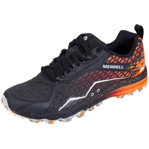 Merrell All Out Crush Tough Mudder - Chaussures running Femme - orange
